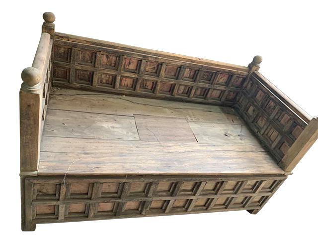 Antique Storage Bench