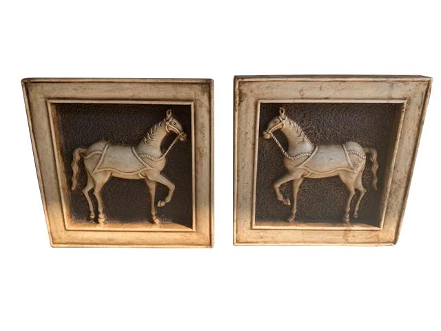 Marble Horses Frame